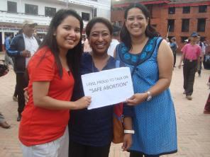 Flashmob: ASAP Youth Champions from Nepal