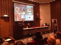 Youth Champion Makes a Presentation at the 7th APCRSHR