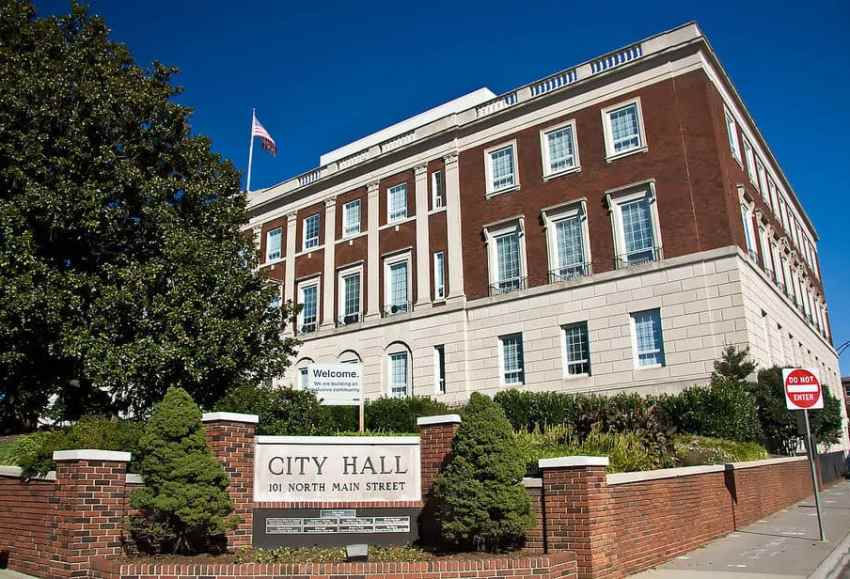 Winston-Salem North Carolina OFFICIAL