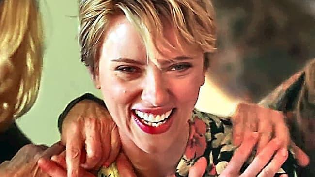 Scarlett Johansson Marriage Story
