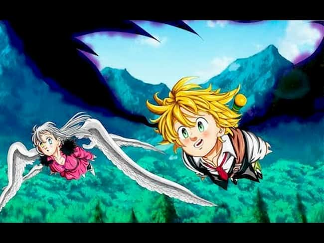 The Seven Deadly Sins Season 4