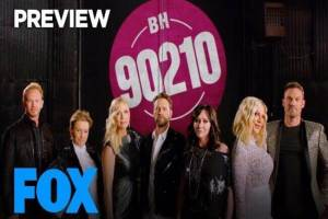 'BH90210' Reboot Just Aired And Fans Reaction