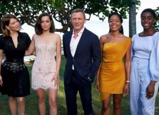 Prince Charles: James Bond 25