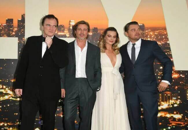 once upon a time in hollywood reunion