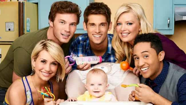 when will season 6 of baby daddy be on netflix