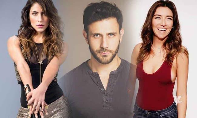 María León, Regina Blandón and Carlos Ferro