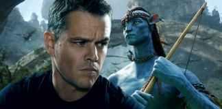 Matt Damon Avatar