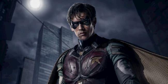Titans Robin Netflix