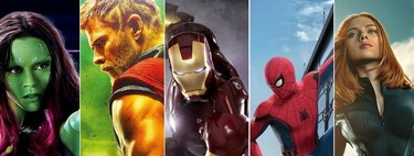 All Marvel Universe movies sorted from worst to best