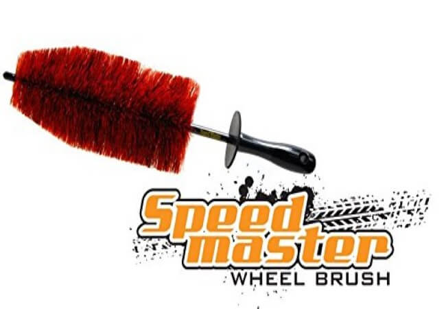 Speedmaster Wheel Brush