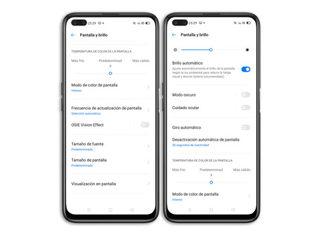 Realme 6 Pro 02 Display Settings