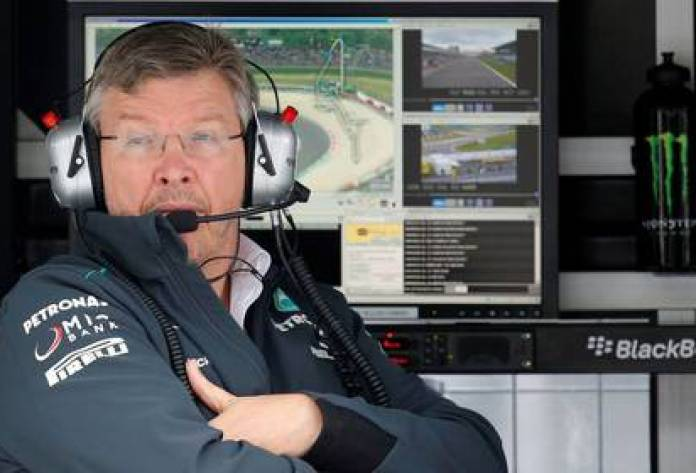 Ross Brawn had already announced that the first Formula 1 Grand Prix could be held in Austria (REUTERS)