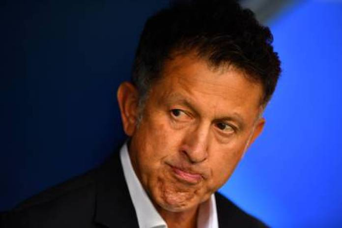 After his time in Mexico and Paraguay, Osorio returned to Colombia to head Atlético Nacional de Medellín (Photo: Reuters)