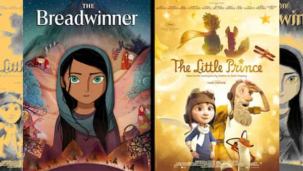 Animated Films on Netflix