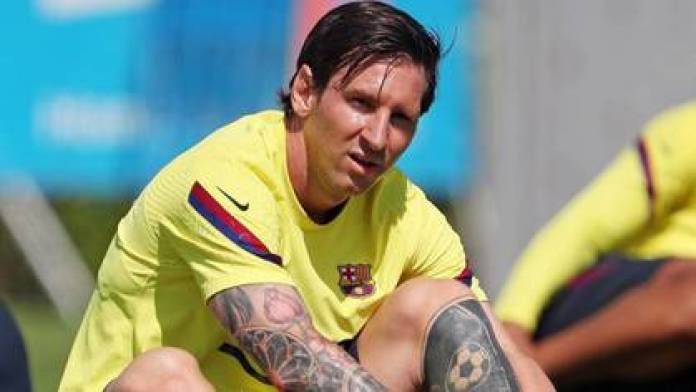 Lionel Messi spoke about the pandemic by COVID-19