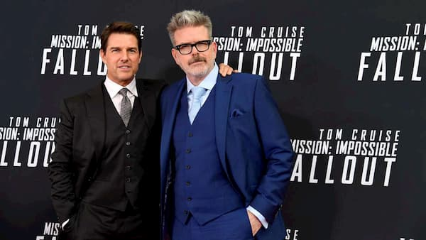 Mission Impossible Director
