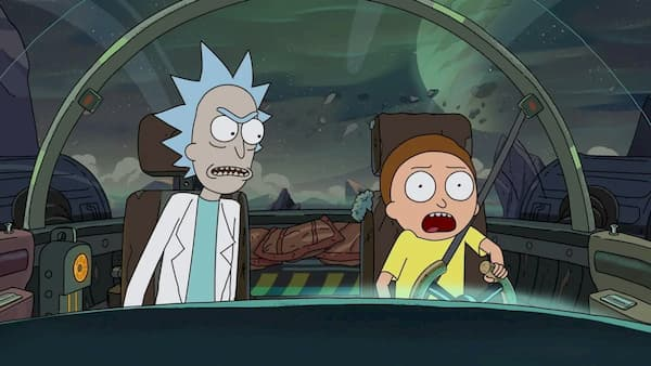Rick and Monty Season 4