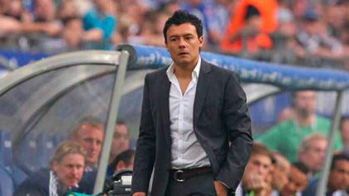 Rodolfo Cardoso played more than 200 games in the Bundesliga and was even acting coach of Hamburg, a club in which he retired and now works in youth (@ rodolfo.cardoso_official)