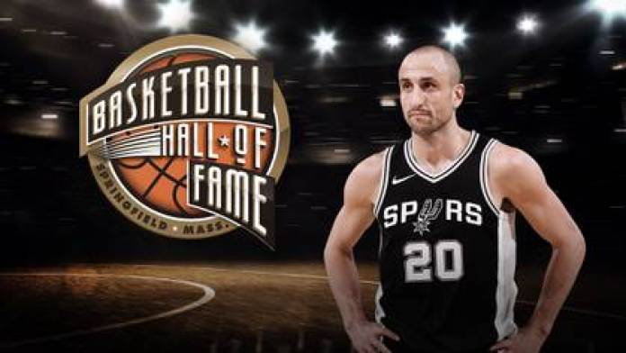 Manu Ginobili and the Hall of Fame, a relationship that has an assured future
