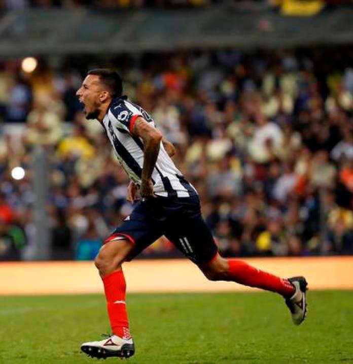 Vangioni scored the goal that gave Monterrey the last title (Photo: Jorge Núñez / EFE)