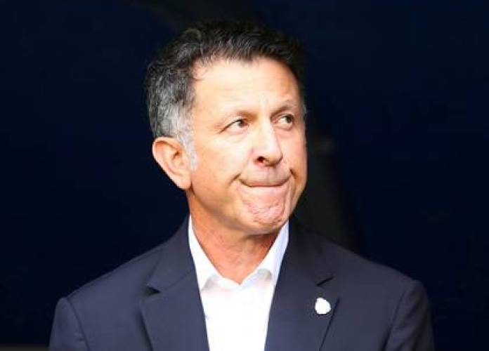 The constant line-up changes during the qualifying rounds and tournaments, caused Osorio countless criticism (Photo: Reuters)