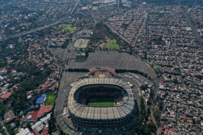 Liga MX could return to the capital on June 15 (Photo: Galo Cañas / Cuartoscuro)
