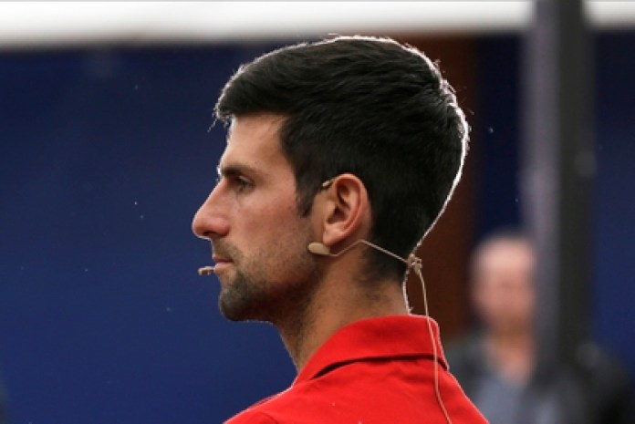 Djokovic questioned his participation in the US Open - EFE / EPA / ANDREJ CUKIC / Archive