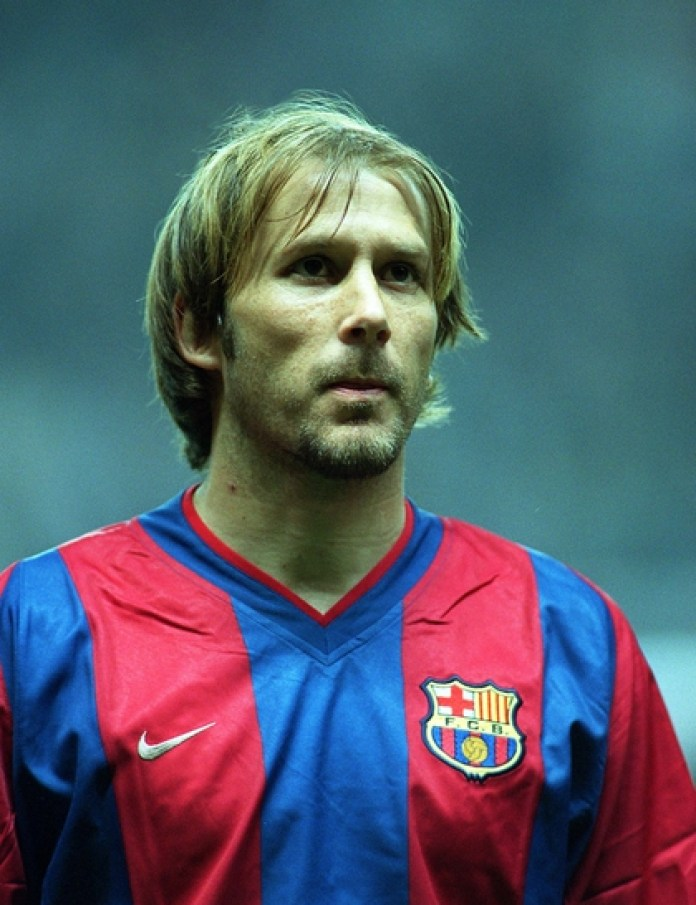 Mendieta spent a season in Barcelona and went to Middlesbrough (Photo: Shutterstock)