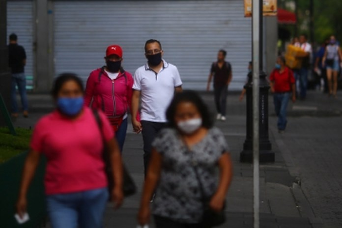 In Mexico there are 124,301 positive cases accumulated until Tuesday (Photo: Edgard Garrido / Reuters)