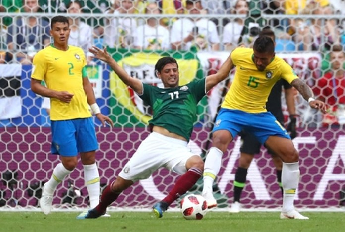 For Osorio, Carlos Vela was one of the few players in Mexico at the level of Brazilians (Photo: Reuters)