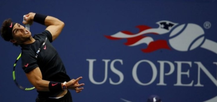 Rafael Nadal is one of those who have expressed concern about the celebration of the US Open (Reuters)