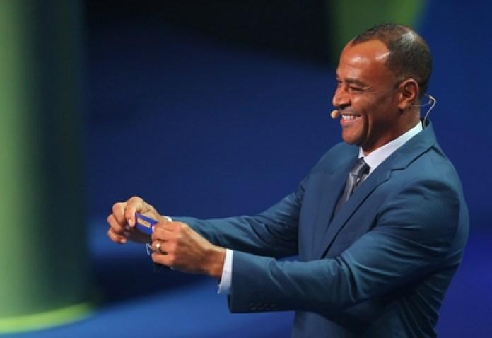 Cafu is a FIFA ambassador (Reuters)