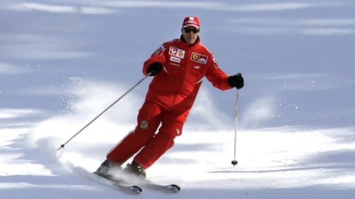 Michael Schumacher had an accident on December 29, 2013 while skiing