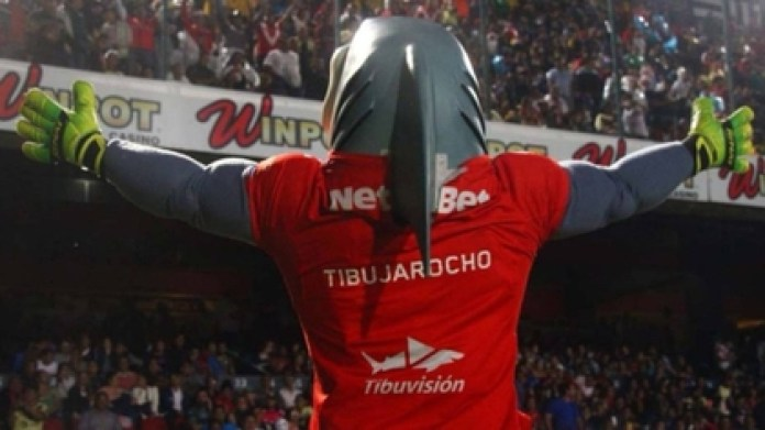 Since December, Fidel Kuri and the FMF have been in dispute for the disaffiliation of the sharks (Photo: Twitter / @TubuJarocho)
