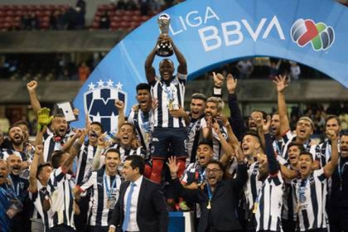 The contingency disarmed Monterrey, the last champion of Liga MX (Photo: Moisés Pablo / Cuartoscuro)