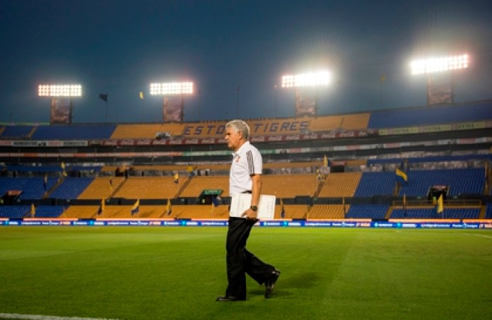 Ricardo Ferretti will continue to lead the Tigres bench (Photo: Miguel Sierra / EFE)