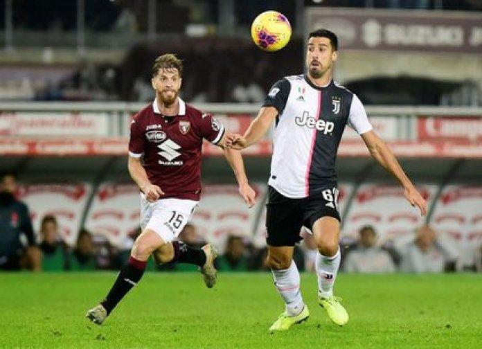 Sami Khedira, another of Juventus' expendables (REUTERS / Massimo Pinca / Files from Turin)