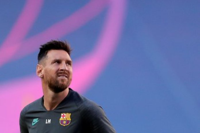 Face to face meeting between Messi and Koeman key to the future of the Argentine (Photo: Reuters)