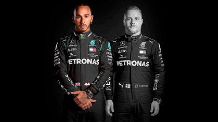 Bottas and Hamilton have shared a team since 2017