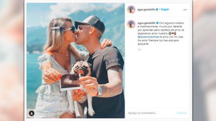 Agustina Gandolfo's post