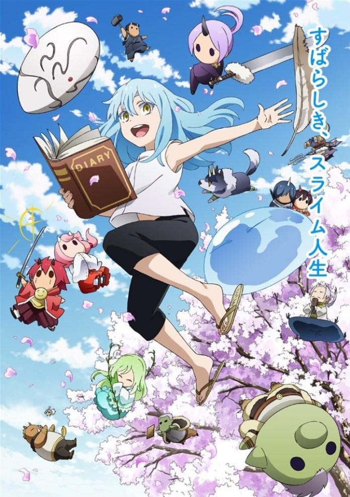 Shiba the Slime Diaries: That Time I Got Reincarnated as a Slime (Tensura Nikki Tensei Shitara Slime Datta Ken) anime news 2021