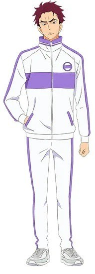 Bakuten !!  Rhythmic Gymnastics anime coming April 2021 - anime news - anime premieres - cast - Katsuyuki Konishi as Toru Takase