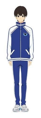 ANIME Bakuten !!  Premiere April 2021 - CAST - Shimba Tsuchiya as Shōtarō Futaba