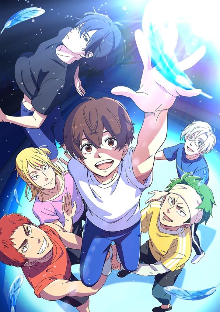 Bakuten !!  Rhythmic gymnastics anime will arrive in April 2021 - anime news - anime premieres - watch anime online spokon sports