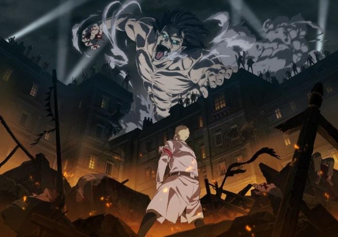 Attack on Titan Season 4 Trailer Revealed - Final Season - Premiere 2020 - 2021