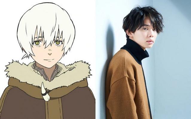 Fumetsu no Anata e anime to premiere in October - cast - Reiji Kawashima as Fushi