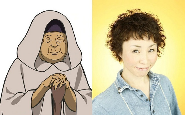 Fumetsu no Anata e anime to premiere in October - cast - Rikako Aikawa as Pyoran