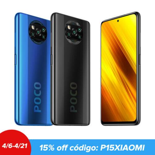 Xiaomi Poco X3 NFC 6G + 128G 6.67 '' Smartphone 64MP 5160mAh European Version