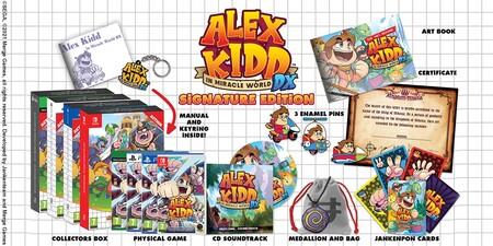 Alex Kidd Edicion