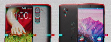 When LG made the best phones of the year: from the Nexus 5 with Google to the fantastic LG G2